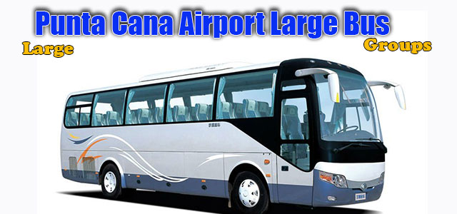 Punta Cana Shuttle Bus